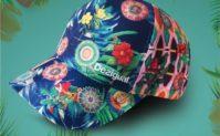 Gorra Desigual per la campanya Posa't la gorra 2018