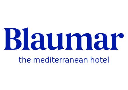Logotip Blumar