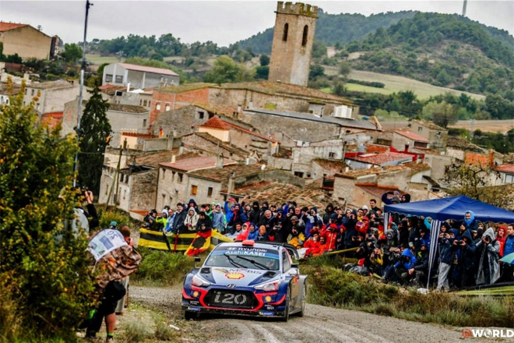 Rally RACC 3