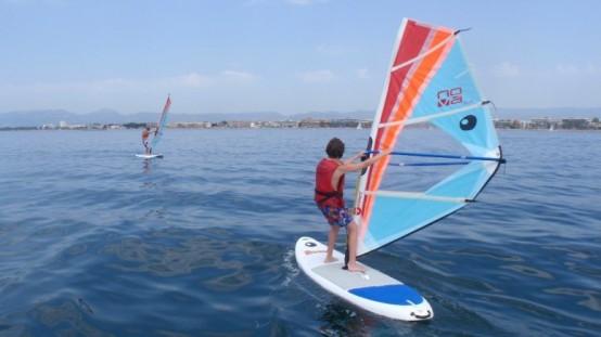 Salou windsurf