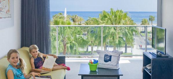 Suite Premium vista mar frontal