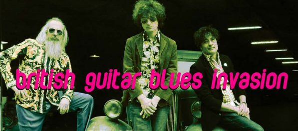 British Guitar Blues Invasion en Festival de Blues y Jazz de Reus